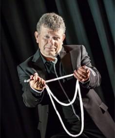 Close-up Benoît Couturier magicien